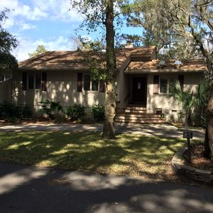 Sawgrass-  front of house