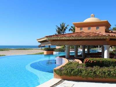 Photo for ESTRELLA DEL MAR OCEAN FRONT CONDO- PRIVATE RESORT
