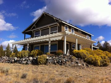 Cascade View Home Near Prineville and Reservoir