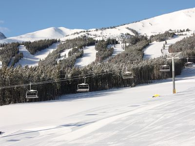 Photo for 1 bedroom suite in luxury Grand Lodge on Peak 7 resort; ski-in and ski-out