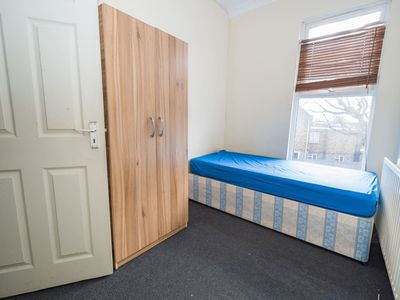 Photo for Bright and Sunny Single Room in Willesden Junction - One Bedroom Apartment, Sleeps 1