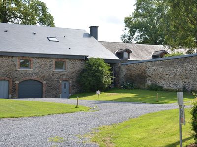 Photo for Beautiful Ardennes house renovated with care and taste, beautiful area, quiet