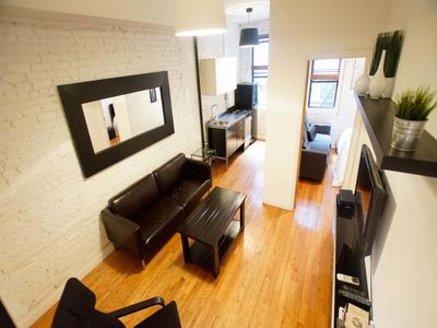 Photo for Apartment in New York with Internet, Air conditioning, Terrace (983308)
