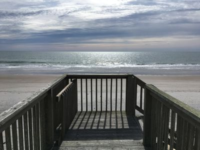 Photo for Oceanfront 2BR in Topsail Beach.  Very affordable & flexible check-in dates!