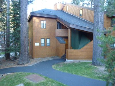 Photo for Spacious River Front Condo in Alpine Meadows with 2 Master Suites Sleeps up to 9