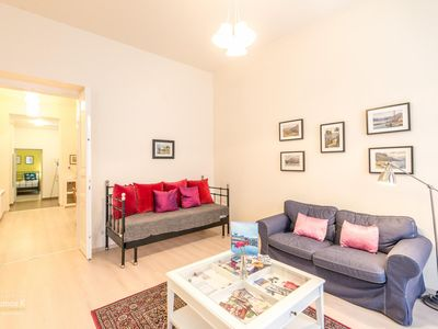 Photo for Luxury, spacious, comfortable apartment in the heart of Budapest