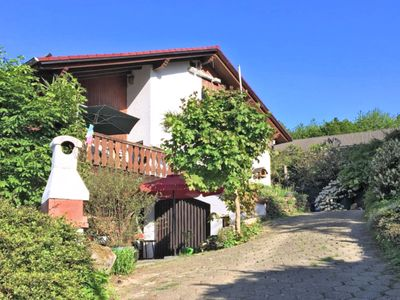 Photo for Beautiful ground floor apartment in the Westerwald with spacious outdoor seating