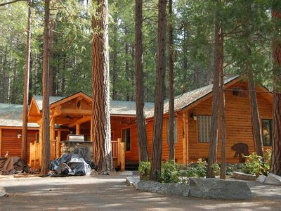 Photo for 4BR Cabin Vacation Rental in Yosemite National Park, California