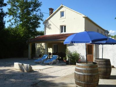 Photo for holiday home Moro, Privlaka  in Norddalmatien - 8 persons, 4 bedrooms