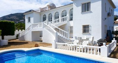Photo for Villa - 4 Bedrooms with WiFi and Sea views - 107886