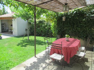 Photo for CHARMING VILLA ALL COMFORT WITH PRIVATE SWIMMING POOL IN L ISLE SUR SORGUE