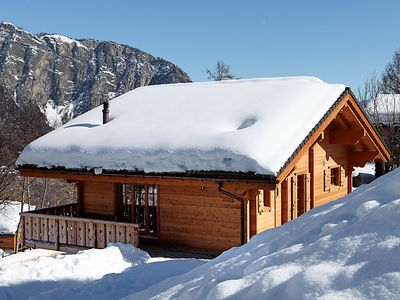 Photo for Vacation home Helene  in Ovronnaz, Valais - 6 persons, 3 bedrooms