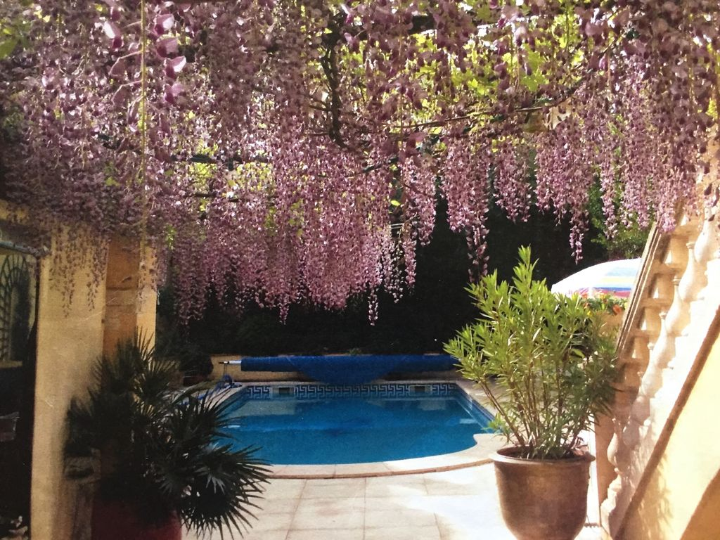 Beautiful winemaker's house with private pool in the heart of Marseillan