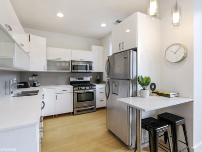 Photo for DOWNTOWN! 5 BEDS / 2BATHS / SLEEPS 10!!! Suite 1/3