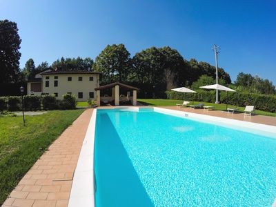 Photo for Apartment in Monsagrati with 1 bedrooms sleeps 4