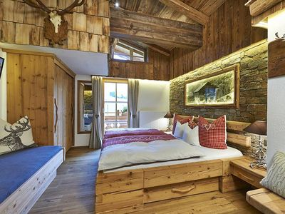 Photo for Herzal Room - The Jufenalm - Almhotel