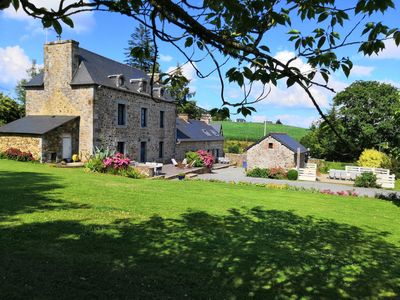 Photo for 9BR Cottage Vacation Rental in Trémuson, Bretagne