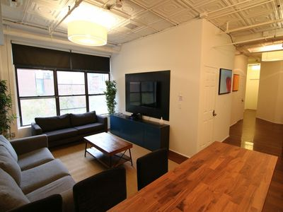 Photo for Apartment in New York with Internet, Air conditioning (983305)