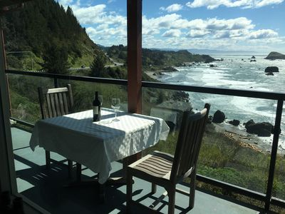 A great spot to enjoy your favorite bottle of wine!