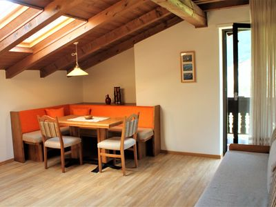 Photo for Charming Holiday Apartment Freiberghof-App.3 with Pool, Balcony & Mountain View; Parking Available, Pets Allowed