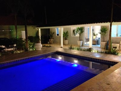 Photo for 4BR House Vacation Rental in Guarujá, SP