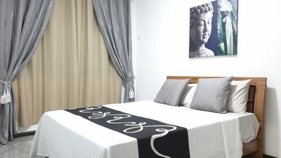 Photo for BUDDHA apartment with rooftop swimmingpool