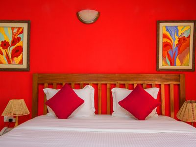 Photo for STANDARD ROOM AT LEON VILLAS GUESTHOUSE