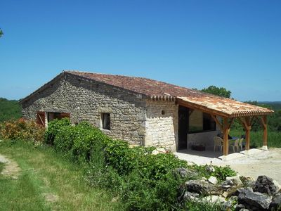 Photo for Rural house, on Natura 2000 classified site, 2 bedrooms, 5 people