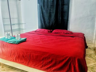 Photo for Apartament with A/C in Tulum Town !!