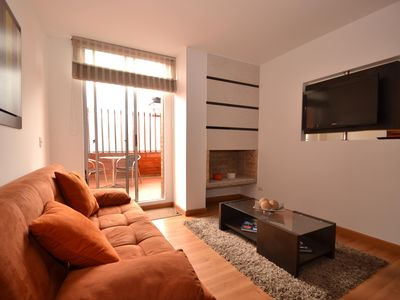 Photo for FABIANA - 1 Br.  Executive Apartment with private terrace