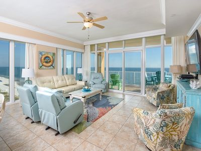 Photo for email for GREAT Spring rates! Gulf Shores Newest condo!  Sleeps 14