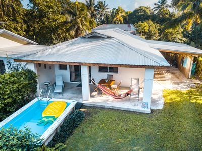 Photo for Mango Cottage - near Muri with pool