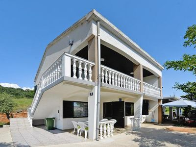 Photo for Apartments im Haus Regina, Stara Novalja  in Pag - 4 persons, 2 bedrooms