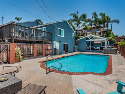 Photo for Vacation Rental Home with Great Outdoor Entertainment Space!