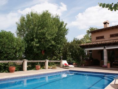 Photo for Beautiful house with pool. Ideal Mallorca rural tourism and cycling routes.