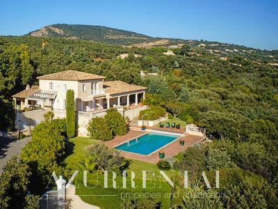 Photo for Exceptional property - breathtaking sea view over the bay of St. Tropez