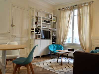 Photo for Nice and spacious 2 rooms ideally located