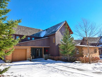 Photo for Top of the Slopes- 4 Bedroom Ski In/ Ski Out Townhome atop Wisp Mountain