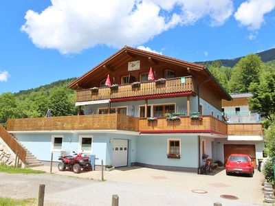 Photo for Comfortable Holiday Home near Saalbach with Skiing nearby