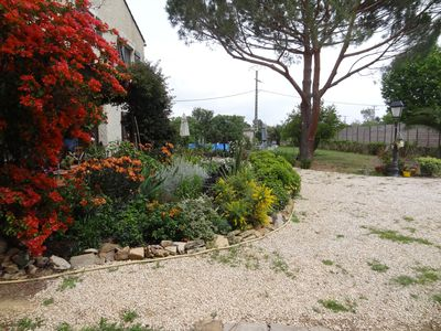 Photo for Apartment between vineyards and sea