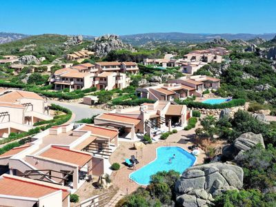 Photo for Vacation home Villa 9B (CPA141) in Costa Paradiso - 6 persons, 2 bedrooms