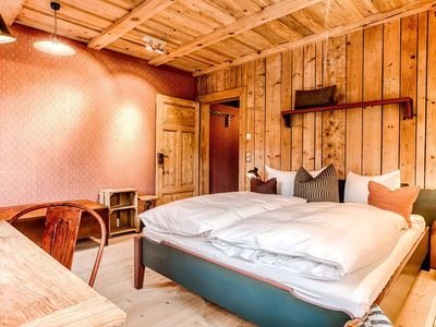 Photo for Double Room, Shower, Toilet - Hotel zur Mühle - Boutique & Spa