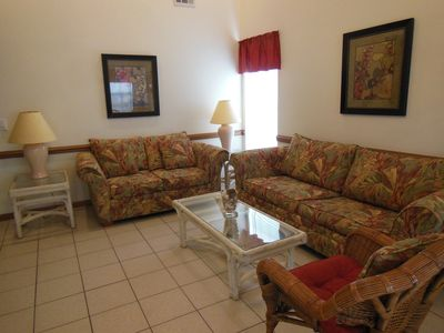 Photo for Horizon South 2B/2B Charming, Sunny Condo- Pet Friendly,  Close to Everything!