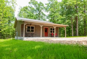 Photo for 2BR Cabin Vacation Rental in Harriet, Arkansas