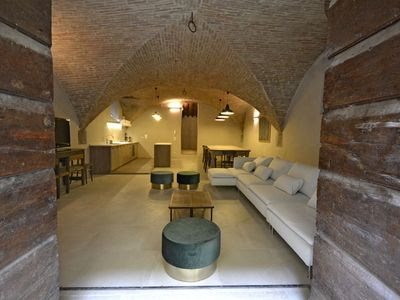 Photo for City / Village Apartment in Cortona with 3 bedrooms sleeps 6