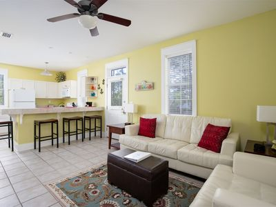 Photo for Reduced summer rate! Bungalows of Seagrove~30A~Steps to the Gulf~Two Pools and Hot Tub!