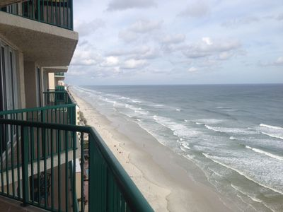 Photo for WONDERFUL, Direct Ocean Front Luxury Condo. 2Bed/2Bath.Views of the entire Beach