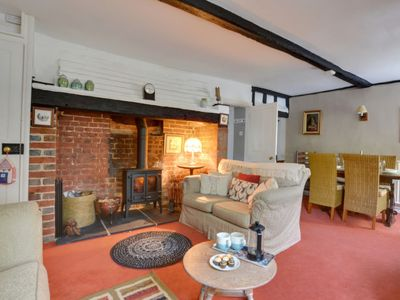 Photo for Vacation home Quince Cottage in Tenterden - 5 persons, 3 bedrooms