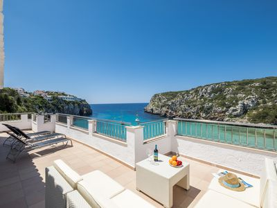 Photo for 5BR Villa Vacation Rental in Cala´n Porter