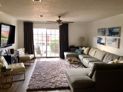 Photo for Beautiful Renovated  2 BD 2 BA Condo - 2 miles from Ole Miss Campus!